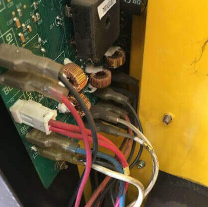 Darwin Electricians and Air Conditioning Gallery - Circuit Board