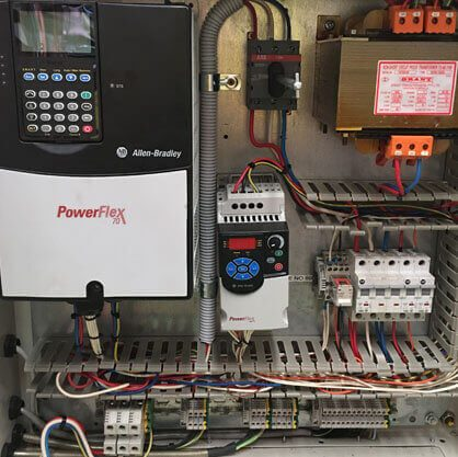 Darwin Electricians and Air Conditioning Gallery - PowerFlex Electrical Switchboard Set-up