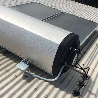Darwin Electricians and Air Conditioning Gallery - Solar Panels Set-up and Solar Systems